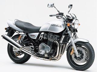 スズキ イナズマ1200(GSX1200FS)