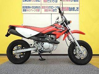 ホンダ XR50モタード