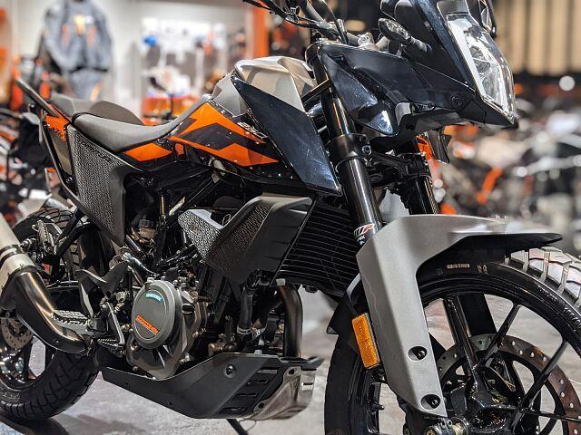 250 ADVENTURE 【KTMのエキサイティングな世界に飛び込める一押しバイクです♪】