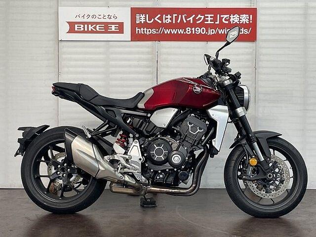 CB1000R (2018-) CB1000R ABS・ETC・グリップヒーター 1枚目:CB100…