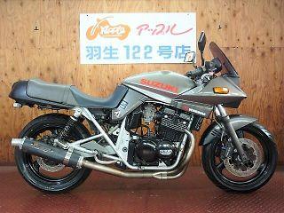 スズキ GSX400S カタナ