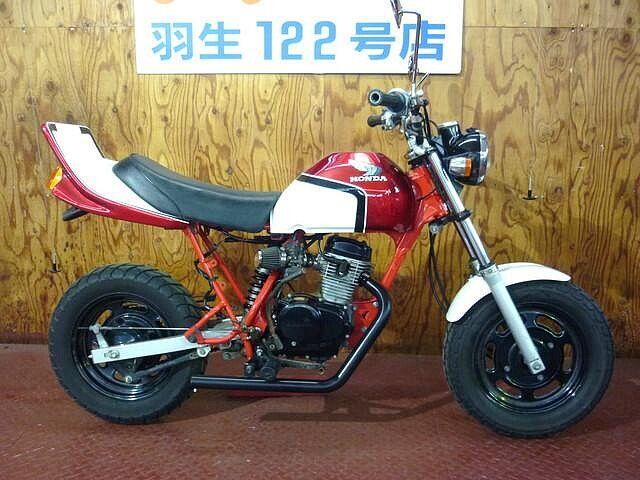 エイプ50 CBX仕様 ヨシムラキャブレター ショート管