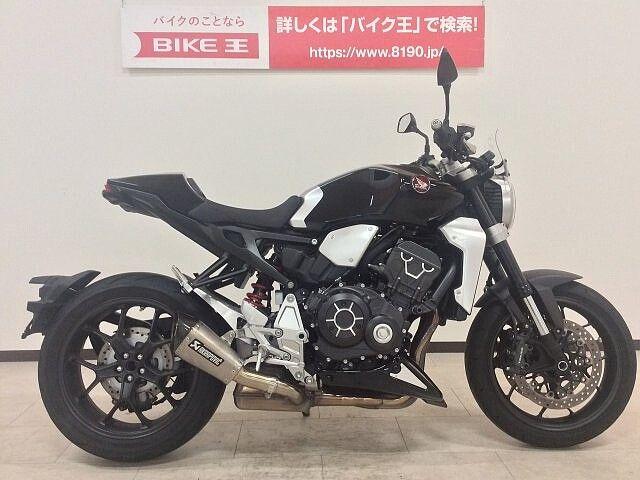CB1000R (2018-) 【鑑定車輌】ホンダ CB1000R アクラボレーシングマフラー 1枚…