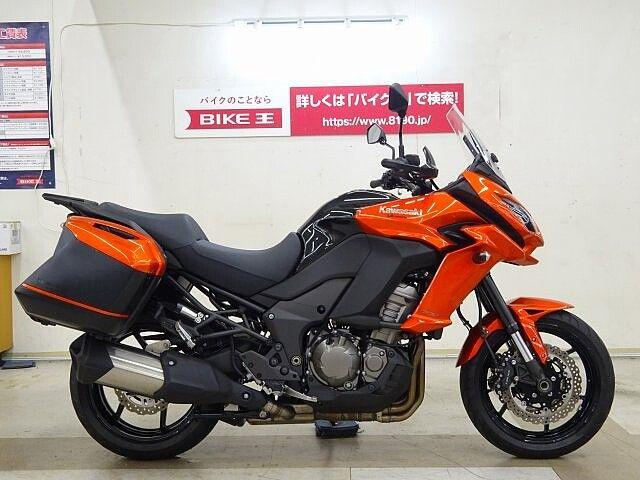 VERSYS 1000 【鑑定車両】ベルシス1000 サイドパニア装備 逆車・東南アジ… 1枚目:【…