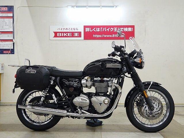 BONNEVILLE T120 【鑑定車両】ボンネビルT120 社外マフラー ヘプコ製サイドパ… 1…