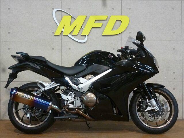 VFR800F V4ツアラー! HONDA VFR800F