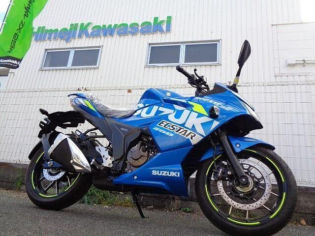 ジクサー SF250