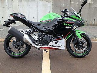 カワサキ ニンジャ400