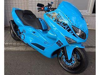 ヤマハ TMAX500