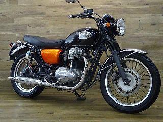 カワサキ W400
