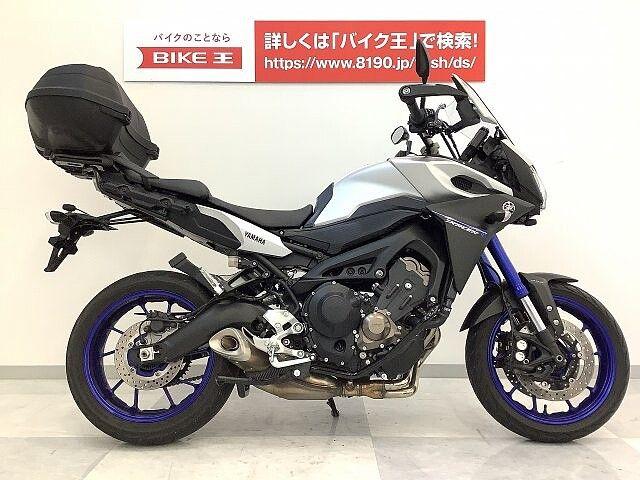 MT-09 トレーサー 【鑑定車両】MT-09トレーサー ABS エンジンガード・ドラ… 1枚目:【…