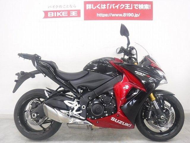 GSX-S1000F 【鑑定車輌】GSX-S1000F ABS スーパースポーツのD… 1枚目:【鑑…