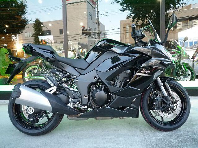 Ninja 1000SX カワサキケアモデル