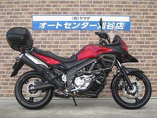 スズキ Vストローム650