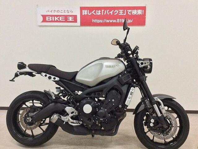 XSR900 ヤマハ XSR900【マル得】★2016年モデル/ワンオーナー… 1枚目:ヤマハ XS…