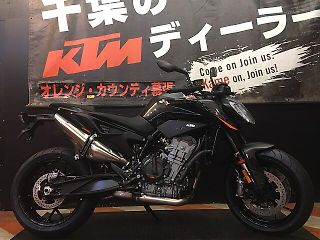 KTM 890 DUKE