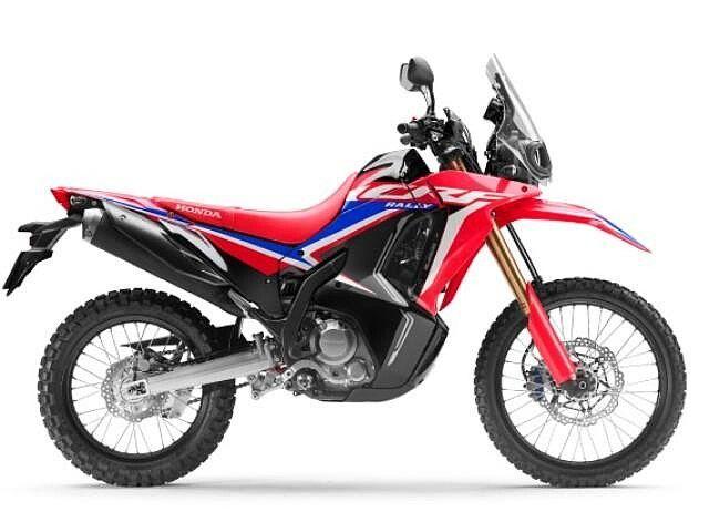 CRF250 RALLY <S> 2021年モデル