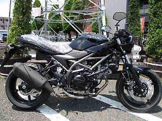 スズキ SV650X