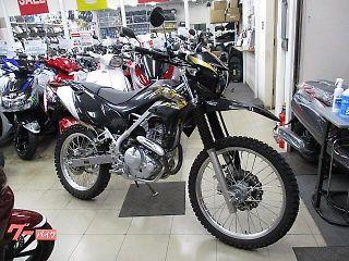 カワサキ KLX230