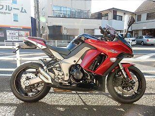 カワサキ ニンジャ 1000 (Z1000SX)