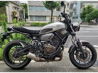 ヤマハ XSR700