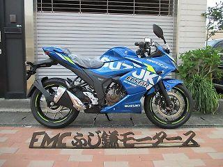 スズキ ジクサー SF250