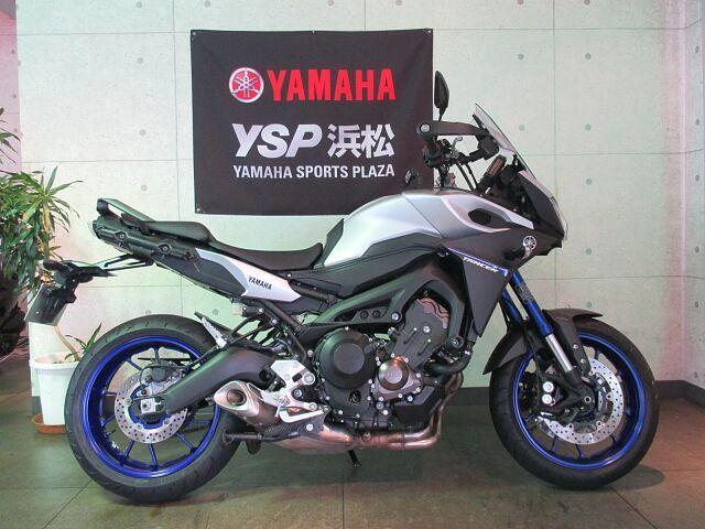 MT-09 トレーサー YSP優良中古車 3ヶ月又は5000キロ保証