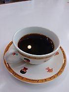 喫茶ヌートリア 清酒発祥の地  老松丹水コーヒー